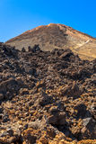 Volcanic Rocks Royalty Free Stock Photography
