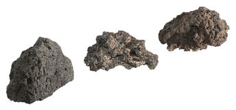Volcanic rocks Stock Photography