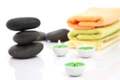 Free Volcanic Stone Massage Stock Images - 9633084