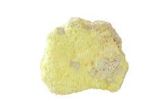 Volcanic sulfur Stock Photos
