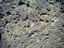 Volcanic texture Stock Photography