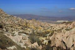 Volcanic valley, Cappadocia Royalty Free Stock Image
