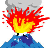 Volcano Stock Photography
