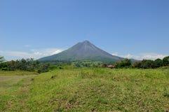 Costa Rica Volcano Royalty Free Stock Image