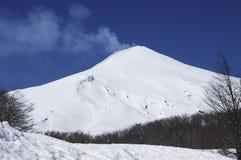 Volcano Royalty Free Stock Image