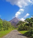 Volcano Arenal Stock Photography