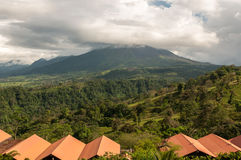 Volcano Arenal Royalty Free Stock Images
