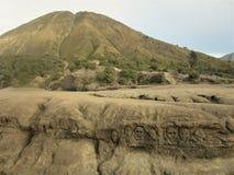 Volcano Balok Royaltyfri Foto