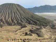 Volcano Balok Arkivfoton