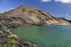 Volcano - Bartolome - Galapagos Islands Stock Photo