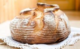 Volcano bread Stock Photography