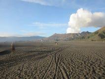 Volcano Bromo Arkivfoton