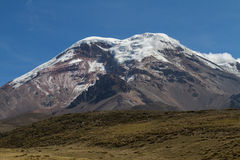 Volcano Chimborazo Royalty Free Stock Photos