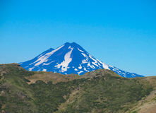 Volcano royalty free stock images