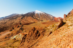 Free Volcano El Teide In Tenerife, Spain Stock Photos - 93117593