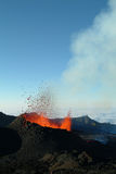 Volcano eruption Royalty Free Stock Photography