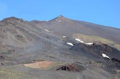 Volcano Etna. Stock Image