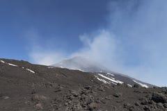 Volcano Etna. Stock Photos