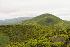 Volcano, Faial Stock Photos