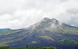 Volcano Gunung Batur. Bali. Indonesia. royalty free stock images