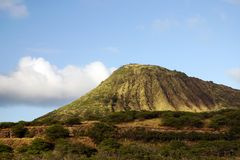 Volcano in Hawaii Stock Images