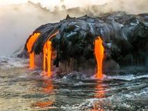 Volcano Hawaii Stock Photo