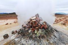 Volcano Stock Image