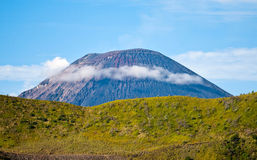 Volcano, Indonesia Royalty Free Stock Image