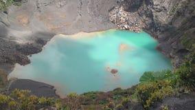 Volcano Irazu Royalty-vrije Stock Afbeelding