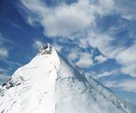 Volcano Kamen in Kamchatka Royalty Free Stock Photography