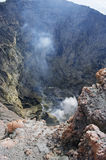 Volcano Kerinci. stock images