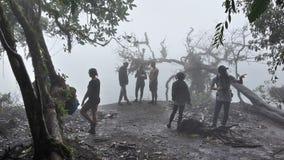 Volcano. La fortuna Arenal Costa Rica travel Stock Photo