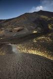 Volcano Mount Etna Stock Images