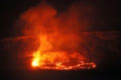 Volcano National Park, Hawaii Stock Photography