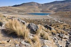 Volcano Nevada de Toluca, Messico Fotografia Stock
