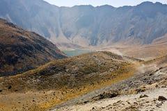Volcano Nevada de Toluca, Mexico Stock Image