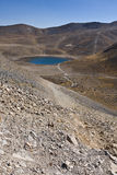 Volcano Nevada de Toluca, Mexiko Stockbilder