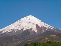 Volcano Osorno, o Chile foto de stock