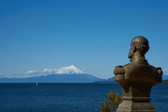 Volcano Osorno - Puerto Varas - Chile Royalty Free Stock Images