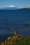 Volcano Osorno - Puerto Varas - Chile Royalty Free Stock Photo
