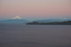 Volcano Osorno - Puerto Varas - Chile Royalty Free Stock Image