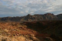 Volcano Pico de Teide Imagen de archivo libre de regalías
