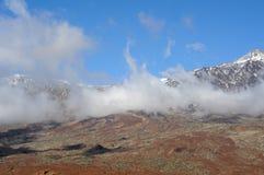Volcano Pico del Teide Stock Photography