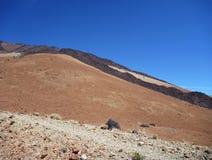 Volcano pico del teide at Tenerife Royalty Free Stock Image