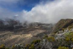 Volcano, Reunion Island Indian Ocean Stock Photo