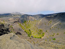 Volcano San Antonio in Fuencaliente on La Palma Royalty Free Stock Photography