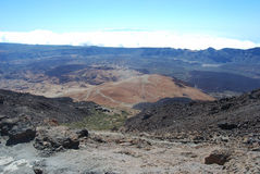 Volcano teide Royalty Free Stock Photography