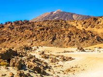 Mount Teide Tenerife Royalty Free Stock Photos
