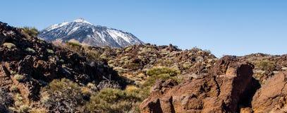 Volcano Teide Stock Photos