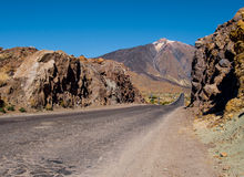 Volcano Teide Royalty Free Stock Image